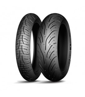 PNEUMATIQUE MICHELIN PILOT ROAD 4 180/55 ZR 17 (73W)-NEUF