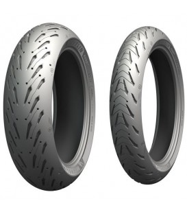 PNEUMATIQUE MICHELIN PILOT ROAD 5 180/55 ZR 17 (73W)