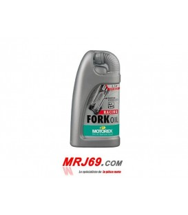 Huile de fourche MOTOREX RACING 2.5W 1 litre