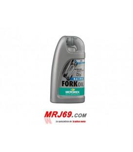 Huile de fourche MOTOREX RACING 5W 1 litre