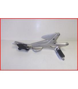 PLATINE CALE PIED DROITE OCCASION moto honda cbf 500