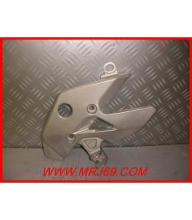 HONDA CBR 500 2013-2015 PLATINE CALE PIED AVANT GAUCHE